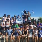 Quebec fans out in full force
