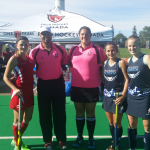 Captains and umpires ahead of ONT-W vs ALB