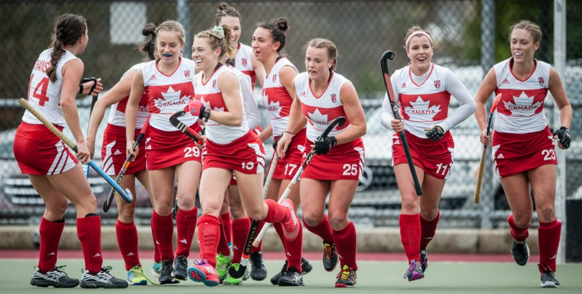Canadian Women Sweep Three Game World League 2 Prep Series Field