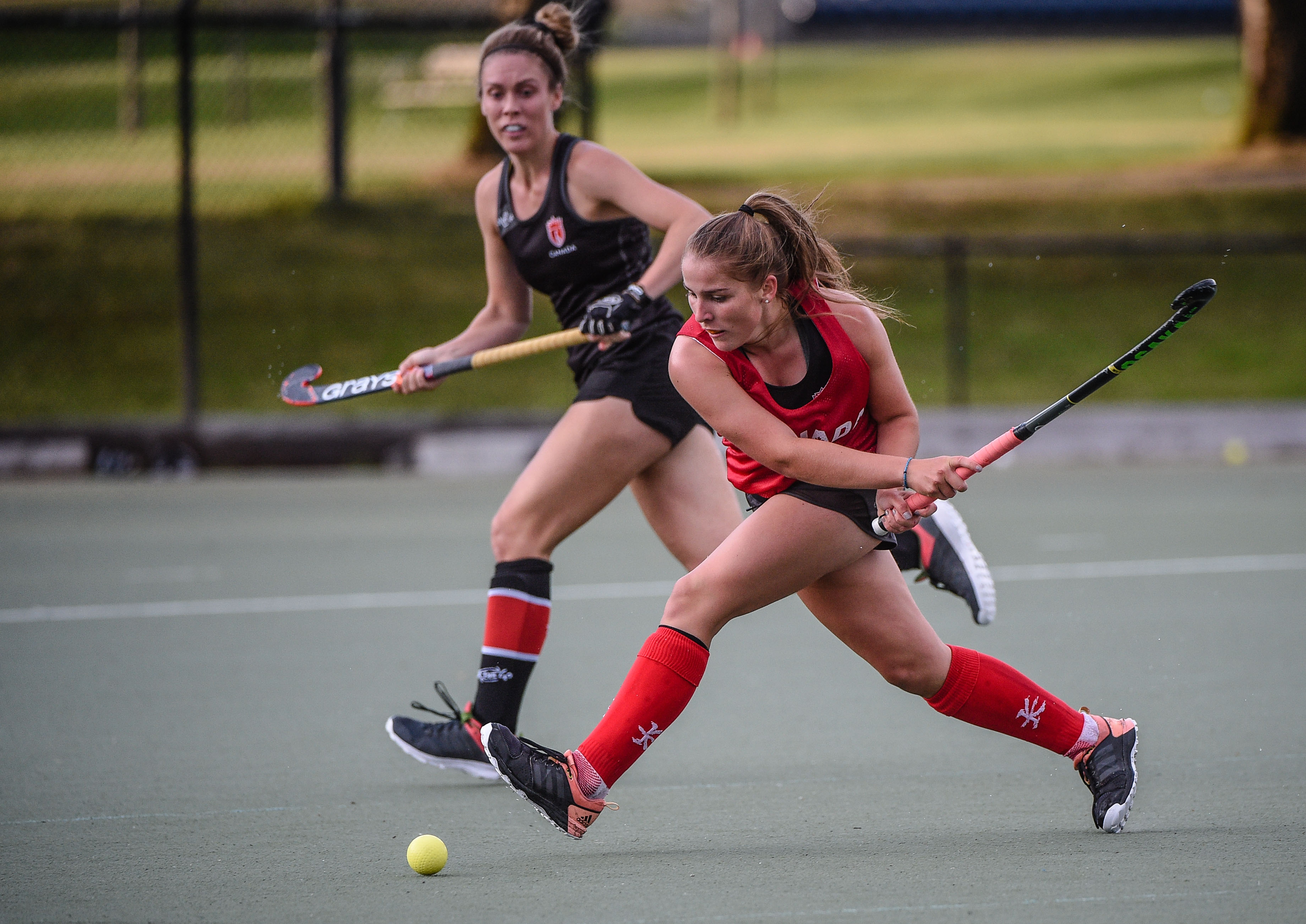 Women S National Team 2018 Chile Tour Roster Field Hockey Canada