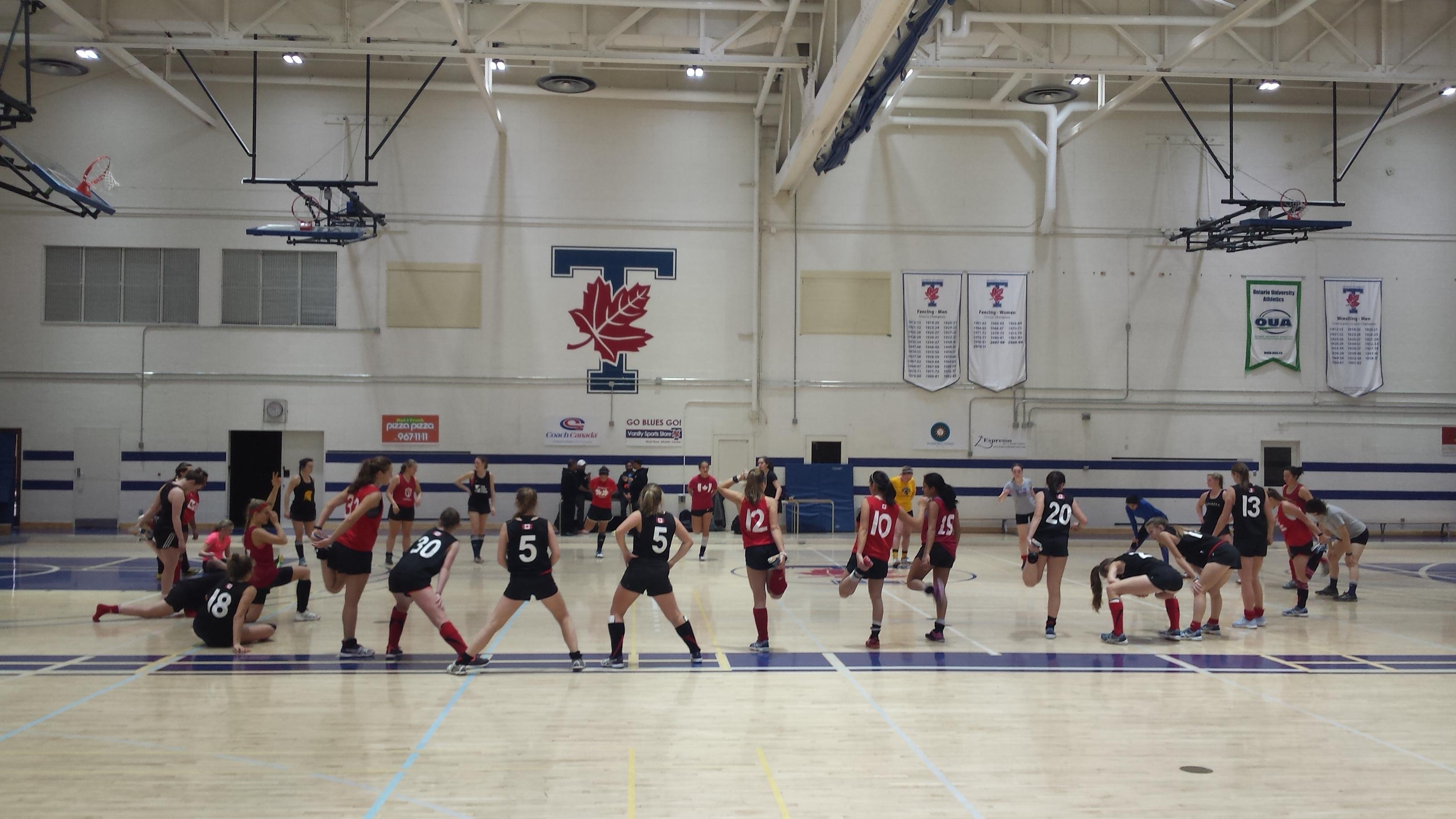 2019 Indoor Hockey Series Field Hockey Canada
