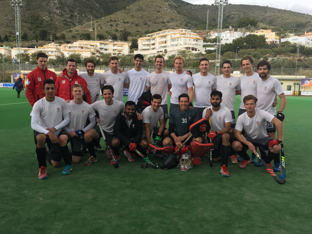 Commonwealth Games now primary focus for MNT - Field Hockey Canada