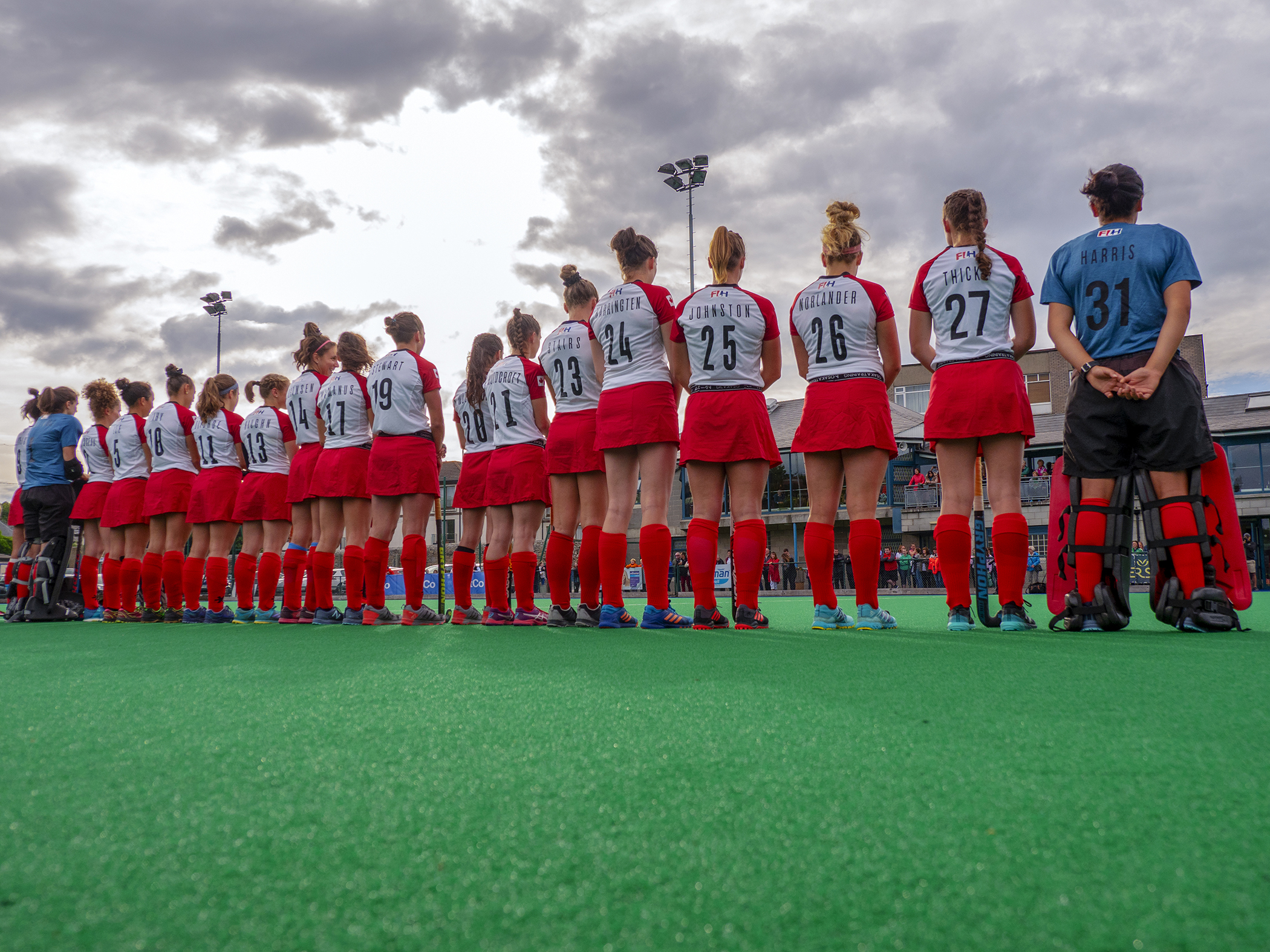 Women S National Program Kicks Off 2019 With Trip To China Field