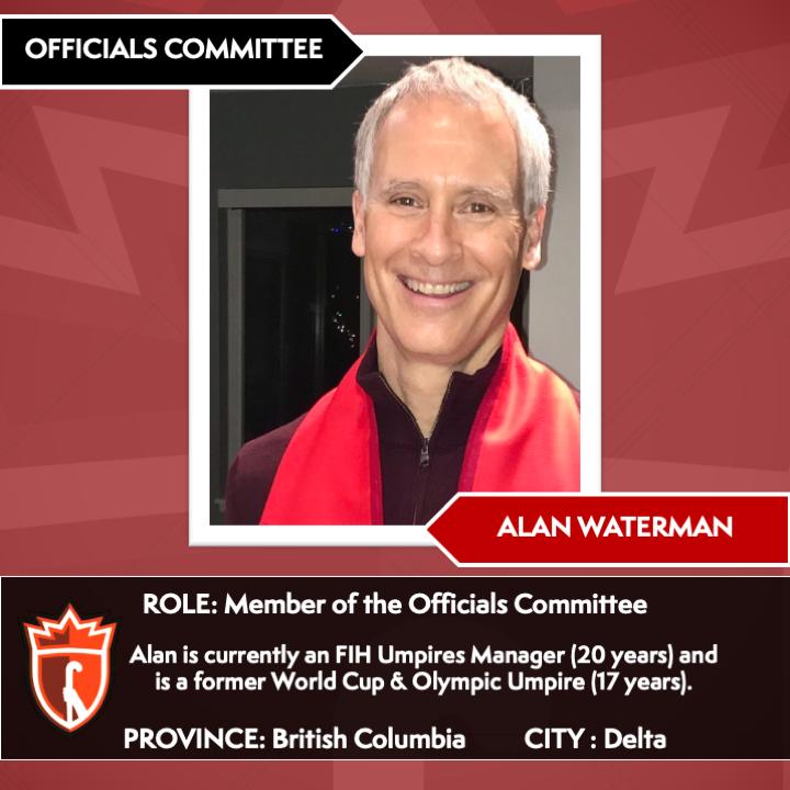 Officials' Committee Members_Alan Waterman
