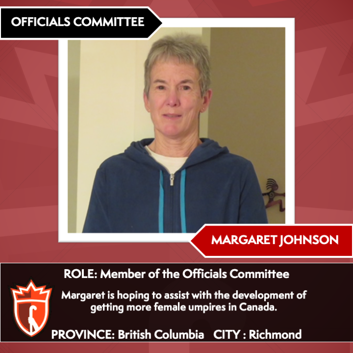 Officials' Committee Members_Margaret Johnson