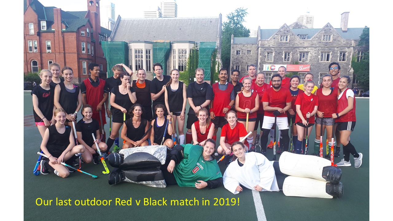 Our last outdoor Match 2019