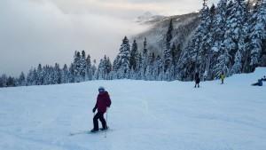 Clare Skiing