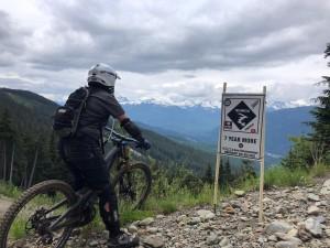 Teresa Schwartz Mountain Biking