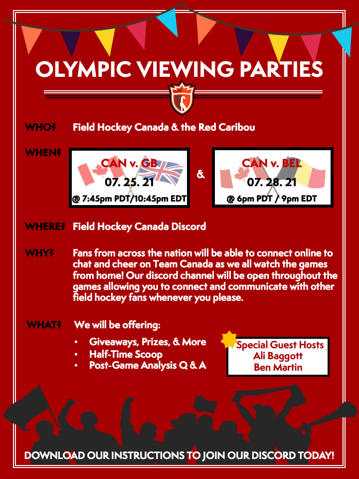 Olympic Viewing Party Info